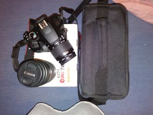Canon t6 camera for Sale in Reading, PA