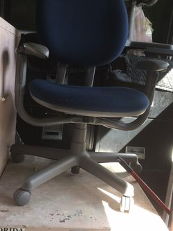 Office chairs nice condition $30 Each for Sale in Mulberry,  FL