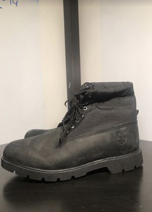 Timberland boots black for Sale in Phoenix, AZ