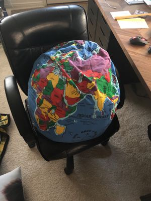 Kids world bean bag chair for Sale in West Valley City, UT