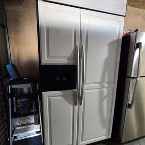 """refrigerator sxs kitchen aid built """"42 for Sale in Tustin, CA"""