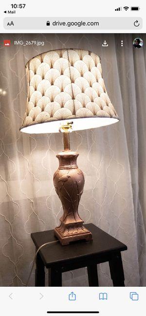 Custom lamp ($25) for Sale in Pleasant Hill, CA