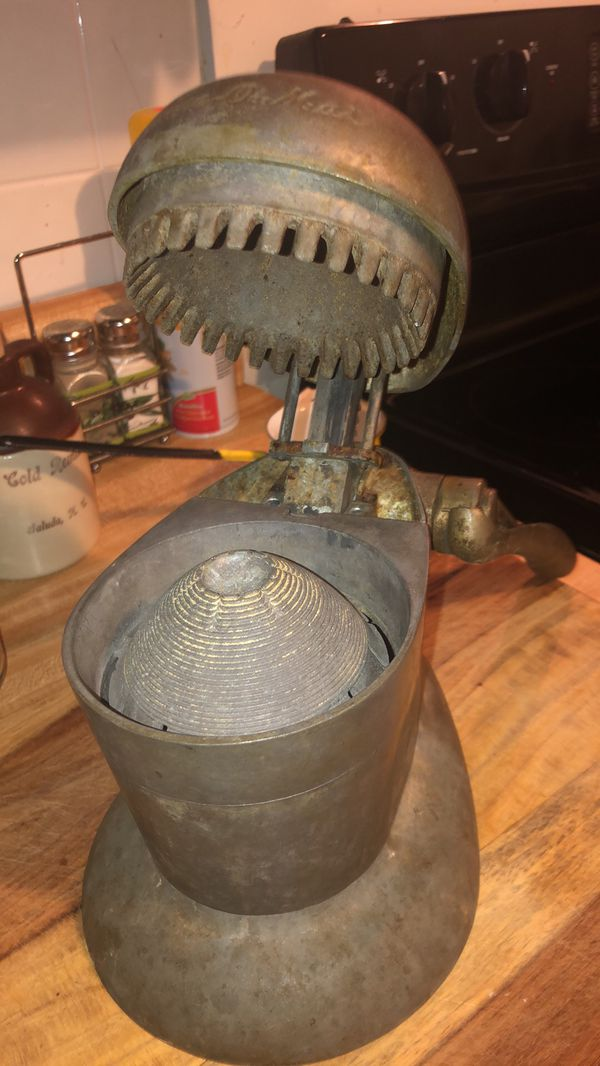 Vintage Rival Mfg. Co. Juice-O-Matic Juicer Single Action