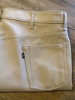 Men's Levi's 517 Tan Polyester Work Pants 42X30 for Sale in Las Vegas,  NV