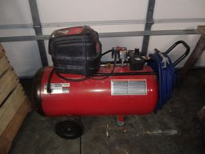 Craftsman 33 gal. air compressor for Sale in Lee's Summit, MO