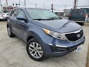 2016 Kia Sportage AWD 56k Miles for Sale in Seattle, WA