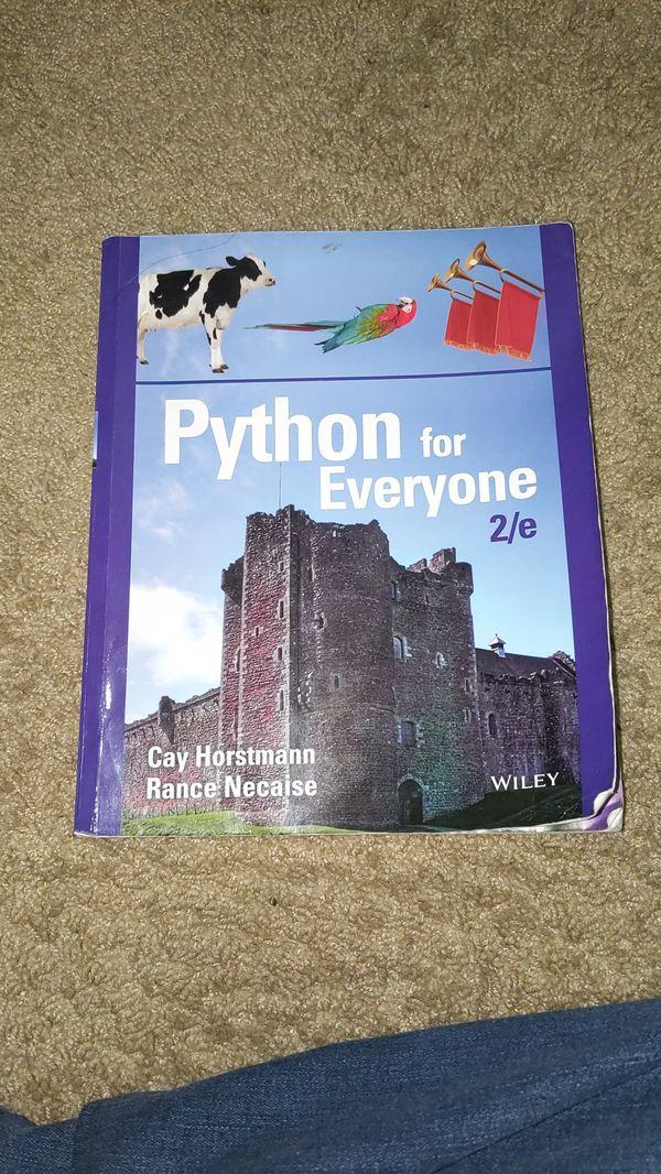 Python for Everyone 2/e