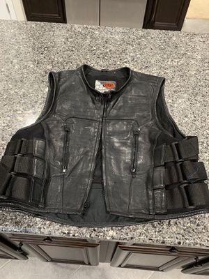 Motorcycle vest for Sale in Covington, GA