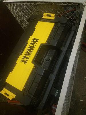 Dewalt toughsystem set/tools for Sale in Abilene, TX
