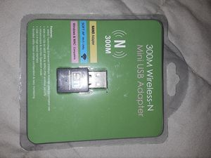 300M wireless internet adapter for Sale in Los Lunas, NM
