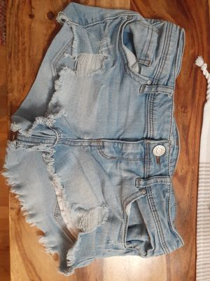 Size 0 cutoff jean shorts for Sale in Hillsboro, OR