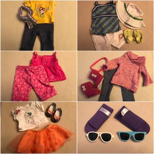Outfits for American Girl Dolls for Sale in Chandler, AZ