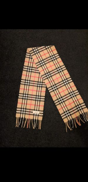 Burberry scarf 95 for Sale in Chicago, IL