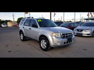 2008 Ford Escape for Sale in El Paso, TX
