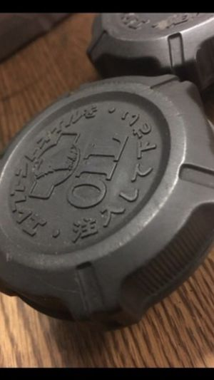 """DATSUN NISSAN Z ZX NISMO """" ELEPHANT """" oil fill cap for Sale in Vallejo, CA"""