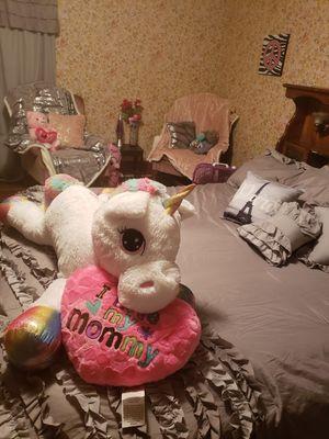 5 ft unicorn for Sale in Garland, NE