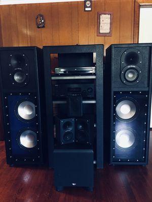 Pro Studio/SONY speaker set for Sale in Morristown, TN