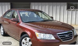 2009 Hyundai sonata 147k miles nothing wrong with car $3500 cash for Sale in Columbus, OH