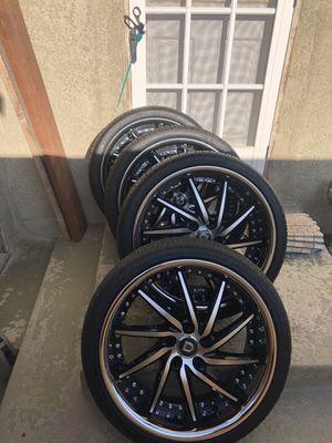 """20"""" Lexani wheels GBody BMW for Sale in Santa Ana, CA"""