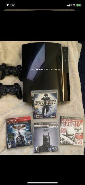 PlayStation 3 for Sale in Jurupa Valley, CA