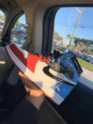 Jordan 1 Size 9 for Sale in Tamarac, FL