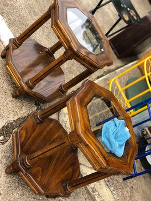 2 antique tables for Sale in Waxahachie, TX