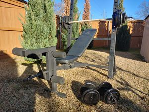 Weight bench for Sale in Richardson, TX