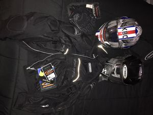 Motorcycle Gear for Sale in Houston, TX