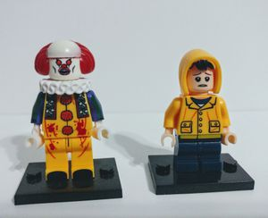 IT Pennywise Lego Figures Custom Horror Killer Clown Toy for Sale in Mesa, AZ
