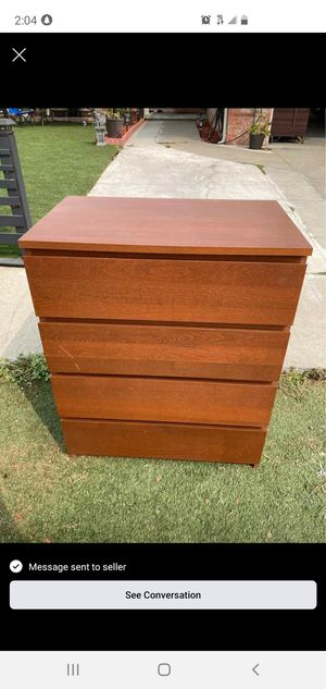 Ikea drawer drawers inside needs to be stick in again for Sale in Hayward, CA