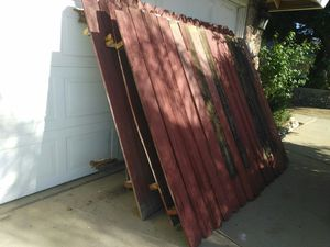 FREE FREE FENCES take it alls or nothing, only serious inquiries, don't ask me questions .. 5 total. for Sale in Rialto, CA