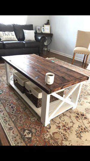 Farm style coffee table for Sale in Nashville, TN