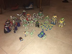 Huge VERY RARE Buzz Lightyear / Toy Story Lot for Sale in Chandler, AZ