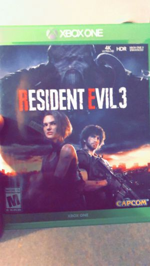 Resident evil 3 for Sale in Claremont, CA