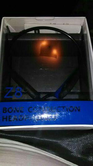 Z8 Bone conducting headphones.. for Sale in Newark, OH