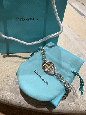 Tiffany & Co. Oval Bracelet $200 for Sale in Anaheim, CA
