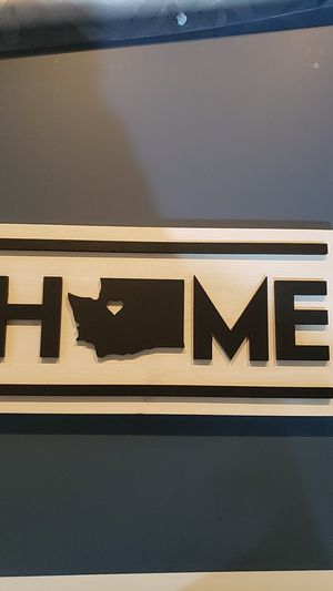 HoME wall decoration. for Sale in Brier, WA