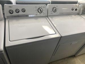 WHIRLPOOL WASHER AND DRYER for Sale in Lilburn, GA