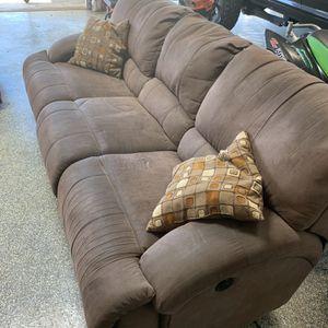 Sala Con Sofas Reclinables for Sale in La Puente, CA