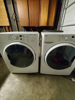 Kenmore High Efficiency washer and dryer set for Sale in Seattle, WA