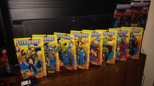 Rate collectable set of action figures for Sale in Hemet, CA