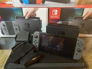 Nintendo Switch/Huge Game Bundle/USB Video Capture/8 out of 10 condition for Sale in Denton, TX