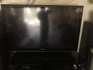 Tv 55 pulgadas trabaja muy bien. No la neseito for Sale in San Jose, CA