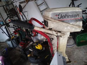 Johnson outboard 8HP for Sale in Oakland Park, FL