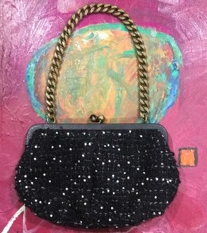 SEQUIN J Crew Bag NWT for Sale in Chelsea, MA