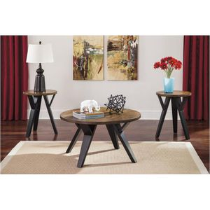 Coffee Table & 2 End Tables for Sale in Peoria, AZ