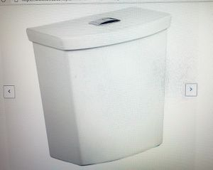 TOILET TANK- H2Option Dual Flush Toilet Tank for Sale in Fresno, CA