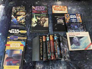 Star Wars books for Sale in Yorba Linda, CA