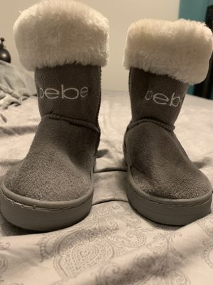 6T girls BeBe boots. Like New for Sale in Louisville, KY