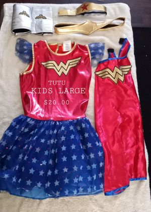 HALLOWEEN COSTUME KIDS SIZE LARGE for Sale in Phoenix, AZ